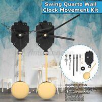 Wall Quartz Pendulum Trigger Clock Movement Chime Music Box Replacement Part Kit