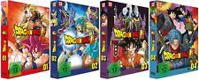 Dragonball Super - Box 1-4 - Episoden 1-61 - DVD - NEU