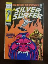 Silver Surfer #6 - first appearance of the Overlord VG- See pictures