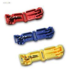 Conector de Ramificación Rojo/Azul/Amarillo Con Conexión Para Terminales Cable