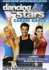 Dancing with the Stars: Cardio Dance (2007, DVD NIEUW)