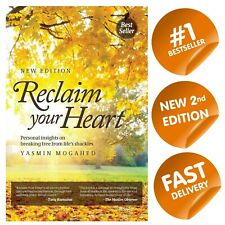 Reclaim Your Heart by Yasmin Mogahed (Paperback/softback, 2019) NEW 2nd EDITION!