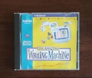 The Amazing Writing Machine (Vintage PC/Mac CD-ROM, 1996)