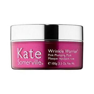 Brand NEW--Kate Sommerville Wrinkle Warrior Pink Plumping Mask (100g/3.5oz)
