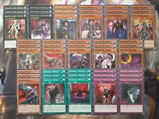 Yugioh Tournament Ready to Play Vampire 48 Card Deck Fraulein Domination Lord NM