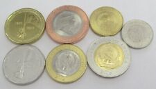 ANGOLA FULL UNC COIN SET 50 Centimos 1+5+10+20+50+100 Kwanzas 2012-2015 LOT of 7