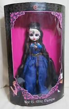 "Gothic Vamps Doll Endisa 18"" Made in Spain Vampire"