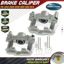 For 2007-2011 Lexus GS350 Rear Left Driver Side Zinc Disc Brake Caliper