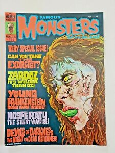 Famous Monsters of Filmland Issue #111 NICE-high grade