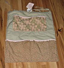 BABY MARTEX POCKET FULL OF POSIES BABY GIRL FABRIC CLOTH STORAGE WALL DECOR