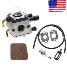 Carburetor Kit for Stihl FS45 FS46 FS46C FS55 FS55R FS55RC KM55 KM55R FS38 FS45C