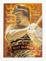 Mark McGwire #6 of 12 (1996 Fleer Ultra) Season Crowns, Oakland Athletics