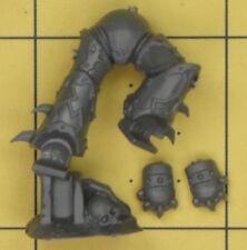 Warhammer 40K Chaos Space Marines Raptor / Warp Talon Legs & Feet (B)