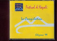 FESTIVAL DI NAPOLI EDIZIONE 99 DOPPIO CD NUOVO SIGILLATO