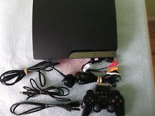 Sony PlayStation 3 PS3 Slim 250GB Consola (CECH - 2003B) Firmware 3.55 250GB PS3