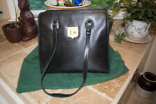 Kieselstein-cord Maltese Leather Shoulder Bag