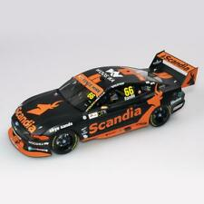 1/18 Authentic Ford Mustang GT Scandia Racing #66 Randle 2019 The Bend Supercar