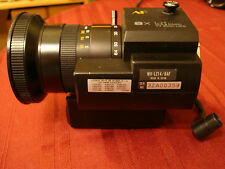 Panasonic WV-LZ14/8AF Camcorder Black Lens