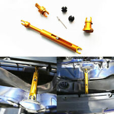 Alloy Bonnet Struts Buckle Cover Hood Lock Tie Rod Linkage for Ford Focus MK2