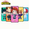 Boku No Hero Academia Soft Phone Case for Iphone XR XS Max X 6 7 8 Plus Huawei