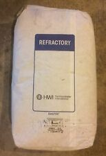 50 lbs Harbison-Walker Castable Plus SILICA REFRACTORY CEMENT 2600 Degrees