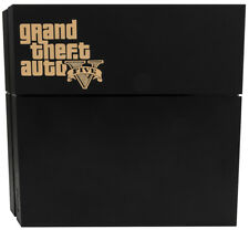 PS4 Faceplate GTA V Logo HDD Hard Drive Housing Cover for Playstation 4 Console