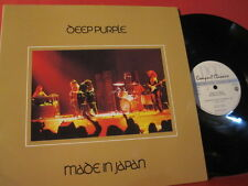 "DCC LPZ-2052 DEEP PURPLE "" MADE IN JAPAN ""(PURE ANALOGUE LP/LIKE NEW = NEARMINT)"