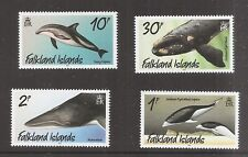 Falkland Islands 2012 Whales MNH values to 30p  d1892