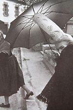carte postale art breton photo bigouden noir et blanc Thersiquel Lot rare de 6
