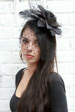 Black Veil Flor Alice Banda Halloween gótico Funeral Oscuridad Gótico Vampiro