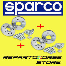 KIT 4 DISTANZIALI SPARCO 16 mm CON BULLONI - FIAT 500 ABARTH Esseesse 180cv