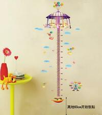 Playground height measurement Home Decor Removable Wall Sticker/Decal/Decoration