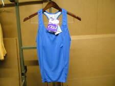 New Blue Danskin Ultra Shimmel Jersey - Women's Large