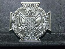 Pin Eisernes Kreuz In Treue Fest - 3,5 x 3,5 cm