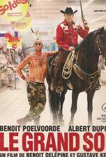 """BLU-RAY """"LE GRAND SOIR"""" - BENOIT POELVOORDE / ALBERT DUPONTEL -  NEUF"""