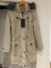 BNWT Marks And Spencer Per Una Stormwear Ladies Coat Jacket Thermal Padded £75