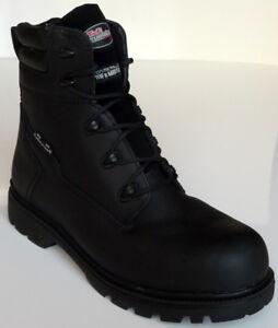 Safety Boots, Tuf Revolution Waterproof, Non Metallic Toe & mid sole Work Boots