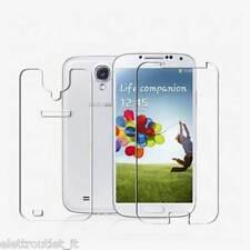 Pellicola FULL BODY display schermo Clear Fronte + Retro per Samsung Galaxy S4