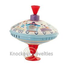 Large Spinning Top - Train Fun Toy Learn Play