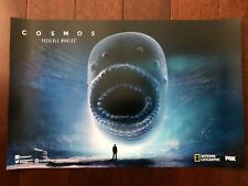 SDCC 2018 COSMOS POSSIBLE WORLDS COMIC CON POSTER PRINT FOX NATIONAL GEOGRAPHIC