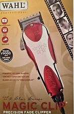 WAHL 5 STAR MAGIC CLIP  THE  ULTIMATE FADE CLIPPER # 8451 UPC 043917845104