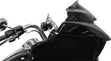 """Klock Werks 9"""" Dark Smoke Flare Windshield 15-20 Harley FLTRX FLTRXS Road Glide"""
