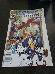 Archie Comics Sonic The Hedgehog #143 Newsstand Variant Htf
