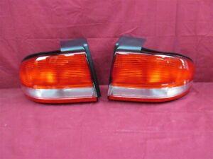 NOS OEM Chrysler Concorde Tail Lamp Light 1993 - 97 PAIR