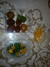 3 frutti canditi per decorare torte e cassate siciliane
