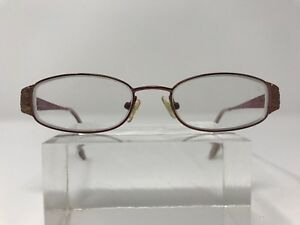 Authentic Guess 9038N Eyeglasses 46-16-130 Pink/Brown Flex E796