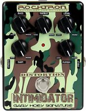 Gary Hoey Intimidator Distortion Pedal by Rocktron  #001-1807