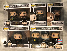 Funko Pop! Game Of Thrones Set NYCC Exclusive Lot
