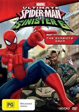 The Ultimate Spider-Man - Symbiote Saga (DVD, 2018)