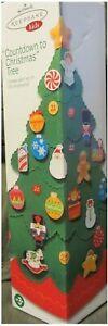 Replacement Ornament Hallmark Keepsake Kids Countdown to Christmas Tree - Choice